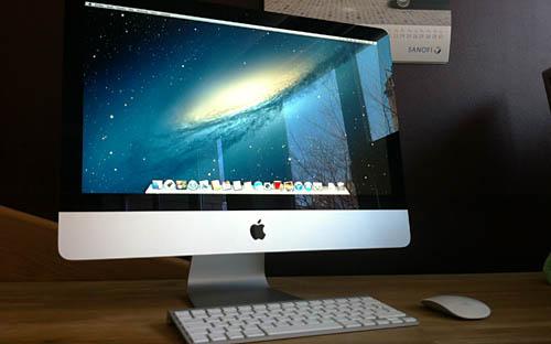 Обзор нового 21'5 дюймового iMac