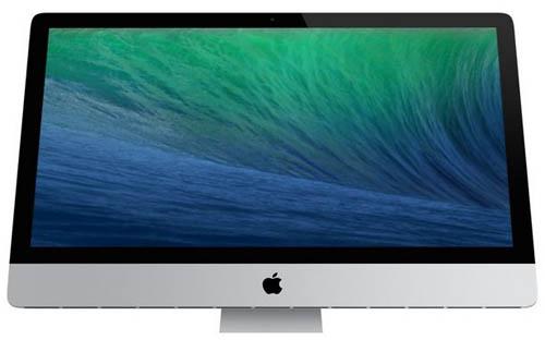 В OS X Mavericks содержится намек на 27-дюймовый Retina-дисплей