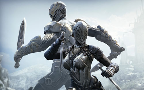 Infinity Blade III уже доступна для загрузки с AppStore