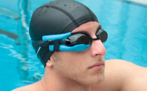 Instabeat — трекер для пловцов