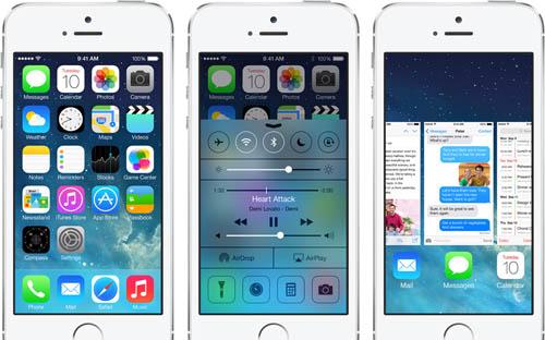 Финальная версия iOS 7 выйдет 18 сентября