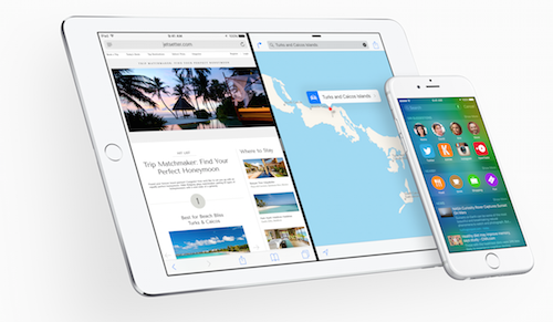 Apple представила новую операционную систему iOS 9