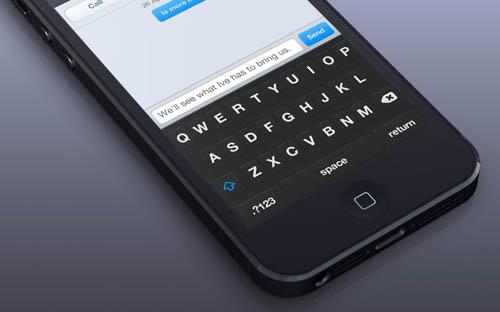 Слух: iOS 7 получит более строгий дизайн