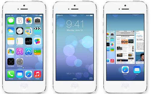 iOS 7: Вперед в будущее. Часть 1