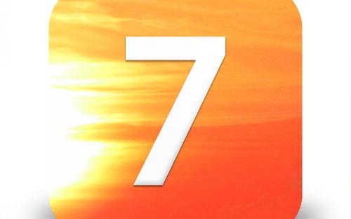 Количество тестеров iOS 7 значительно возросло
