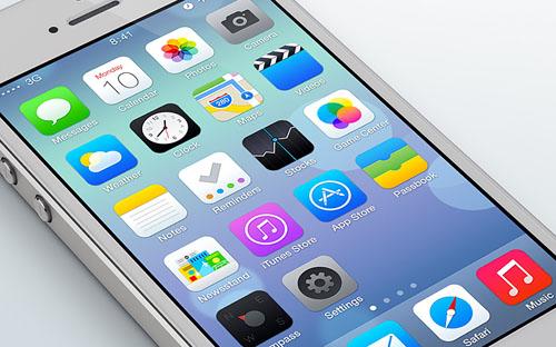 iOS 7 установлена на 71% устройств