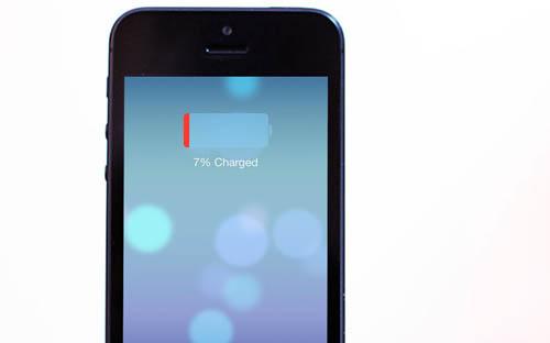 Как увеличить время работы iPhone с iOS 7