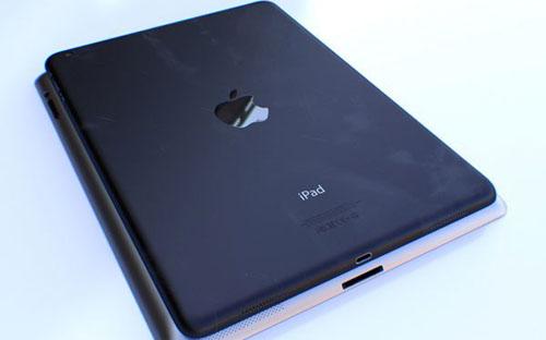 Слух: Появилось фото задней части корпуса iPad 5