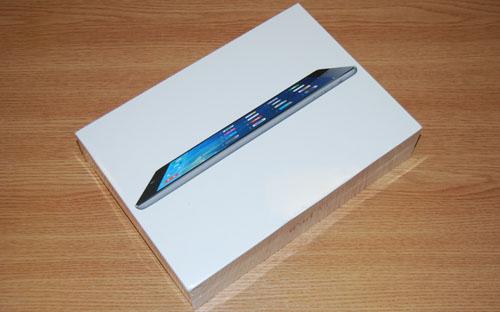 Знакомство с iPad Air