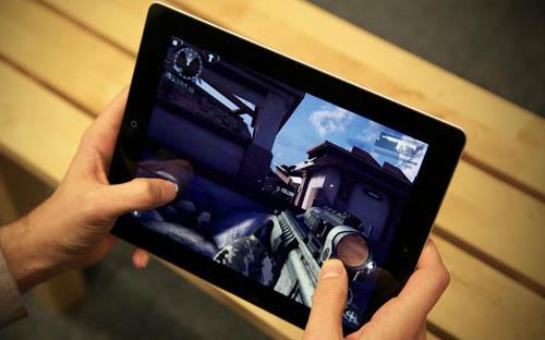 Следующее поколение мобильных устройств будет мощнее игровых приставок