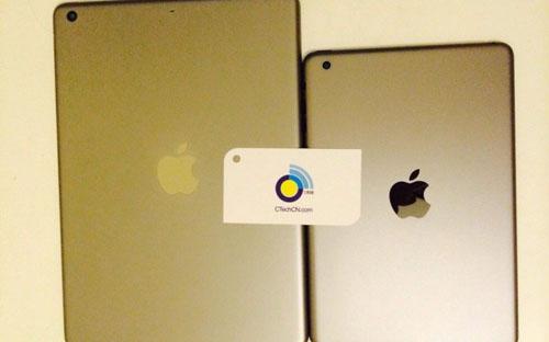 Похоже, «золотым» iPad 5 и iPad mini 2 быть
