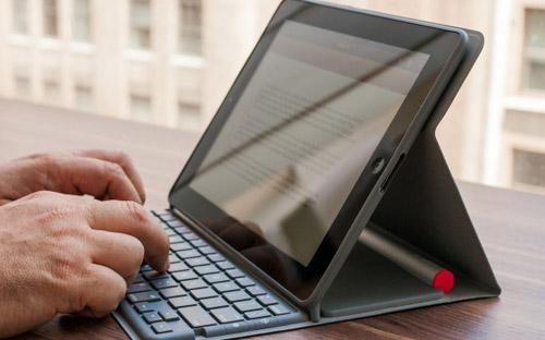 Apple может представить чехол-клавиатуру для iPad 5