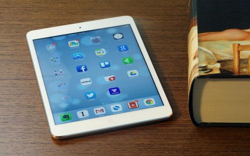 Обзор iPad mini Retina от The Verge
