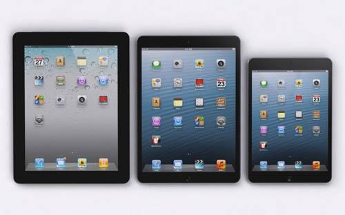 TWSJ: 22 октября Apple представит iPad 5 и iPad mini с Retina-дисплеем