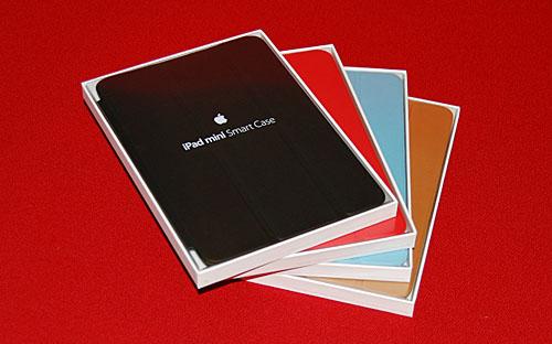 iPad mini Smart Cover: Эталонный аксессуар