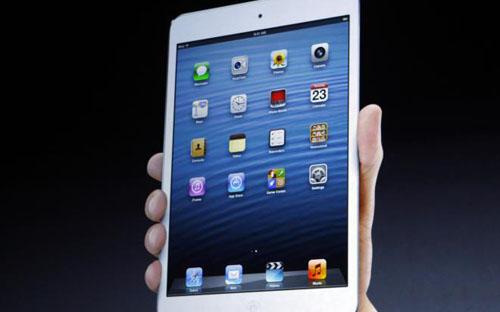 Спрос на iPad mini превышает предложение