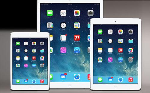 Аналитик: 12-дюймовый iPad выйдет осенью 2014 года