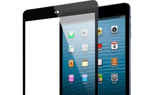 Экран iPad 5 будет использовать тач-технологию iPad mini