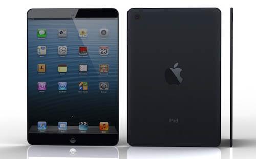 Слух: Стали известны спецификации iPad mini 2
