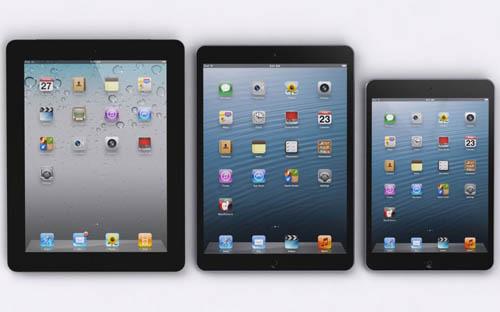 Аналитик: iPad 5 и iPad mini 2 получат одинаковый процессор