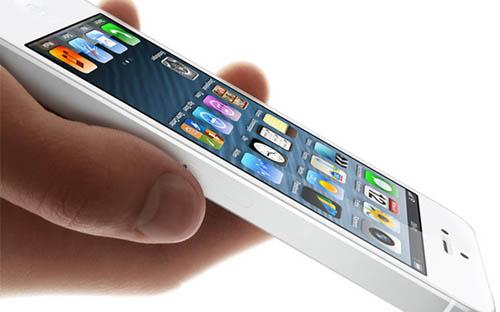 Слух: Разрешение дисплея iPhone 5S будет вдвое больше, чем у iPhone 5
