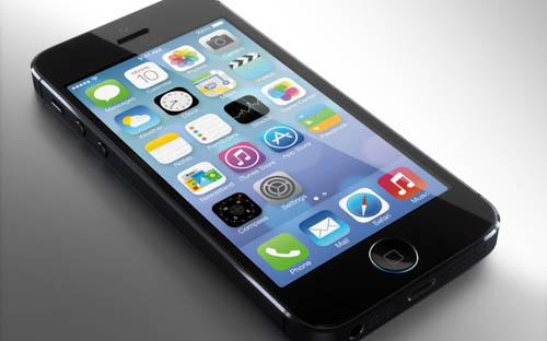 Стало известно название сенсора отпечатка пальца iPhone 5S