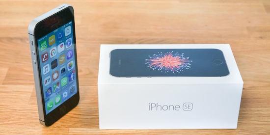 Основные отличия между iPhone SE и iPhone 5s