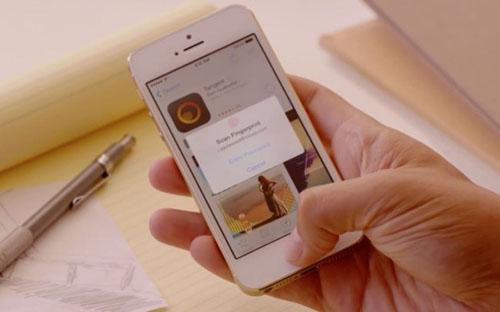 Появились новые подробности Touch ID в iPhone 5S