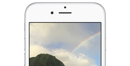 iPhone 6s получит новую фронтальную камеру