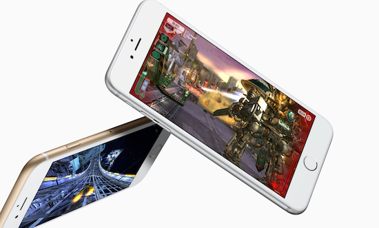 Официальные iPhone 6s и iPhone 6s Plus уже в Украине