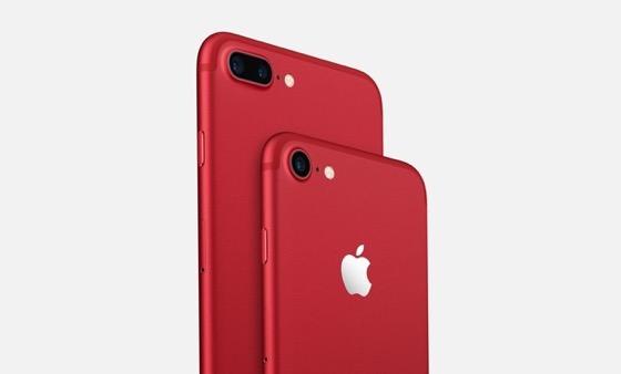 iPhone 7 Product Red знімають з виробництва, а iPad Pro дорожчають