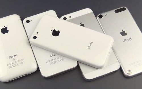 Появился первый тест на прочность корпуса iPhone 5C