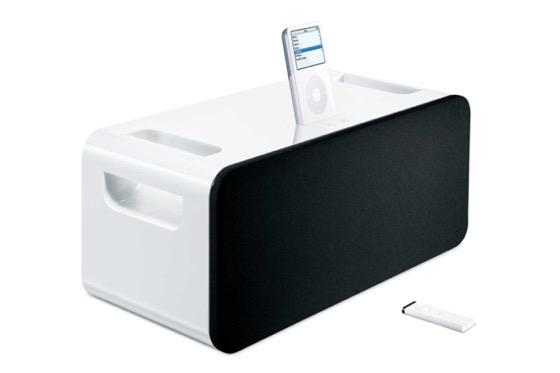 iPod Hi-Fi, привіт!