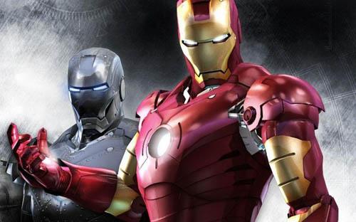 Gameloft анонсировала игру Iron Man 3 для iOS