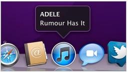 Уведомления «Сейчас играет» в iTunes