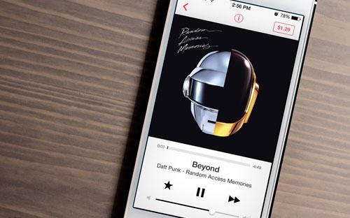 Обзор iTunes Radio
