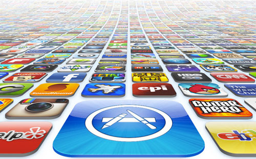 С App Store было совершено 40 миллиардов загрузок