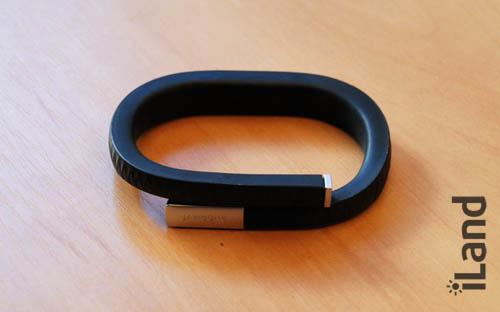 Распаковка Jawbone UP