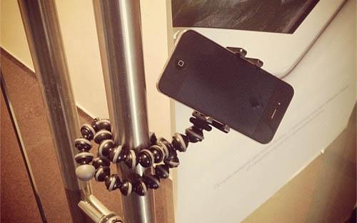 Обзор гибкого штатива Joby Grip Tight для iPhone