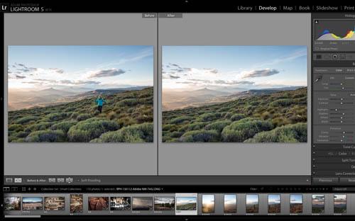 Вышла новая версия Adobe Lightroom
