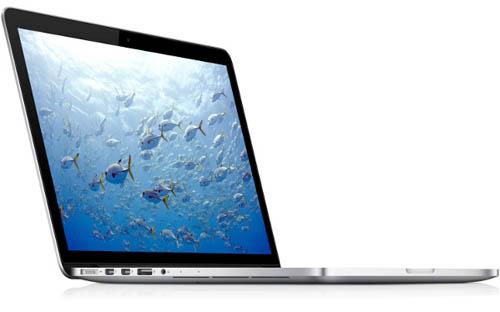 Вышло обновление прошивки 15-дюймовых MacBook Retina