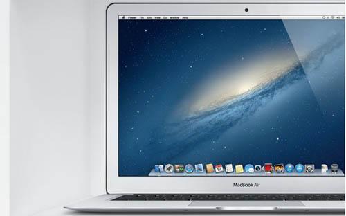 Акция Back to School: Суперцены на MacBook Air для учеников и студентов!