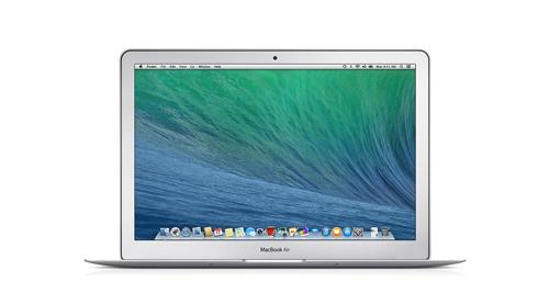 Обновилась линейка MacBook Air