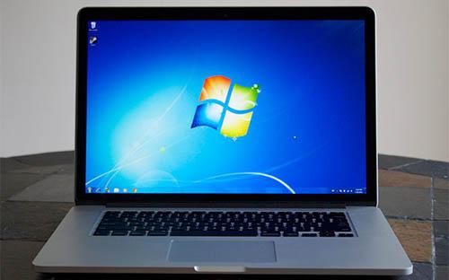 MacBook Pro признан лучшим ноутбуком для работы в среде Windows