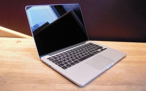 Обзор 13-дюймового MacBook Pro с Retina-дисплеем