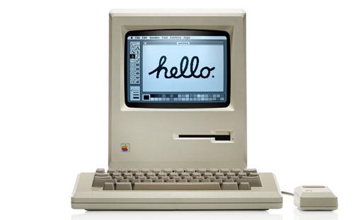 Apple празднует 30-летие Macintosh