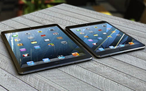 DigiTimes: iPad 5 будет легким и тонким, производство стартует в этом месяце