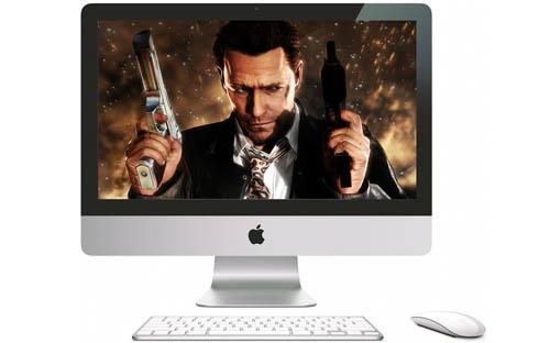 Завтра на Mac выйдет Max Payne 3