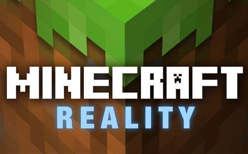Minecraft Reality привнесет в вашу реальность немного кубизма