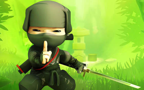 Mini Ninjas вышла на iOS